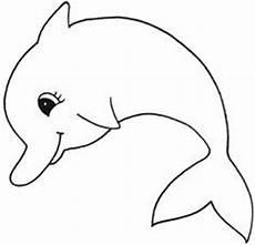 ausmalbilder zum ausdrucken delfine dolphin coloring