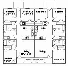 duplex house plans with garage duplex could even add a carport or garage off of utility