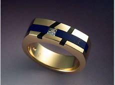 Diamond, Black Jade & Lapis Ring   Metamorphosis Jewelry