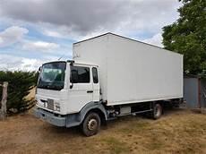 troc echange camion renault s150 7 5 tonnes avec hayon 1 5