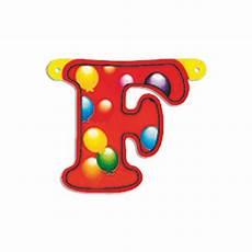 lettere alfabeto colorate da stare lettere pallone singole quot f quot pr 2064f