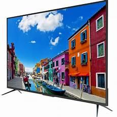 continental edison tv 4k uhd 140 cm pas cher soldes