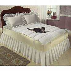 queen size pillow top mattress topper free shipping orders over 45 overstock com 11673770