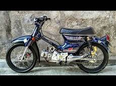 Honda Modifikasi by 100 Modifikasi Honda C70 Restorasi C70 Harian C70 Herex