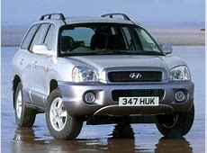 Hyundai Santa Fe (2001 2006)   Car Reliability Index