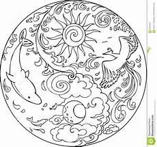 colorante tao mandala diksha ilustraci 243 n vector