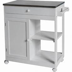 mdf kitchen island trolley with stainless steel top buy kitchen islands trolleys