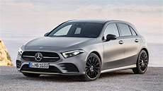 All New 2018 Mercedes A Class Officially Revealed