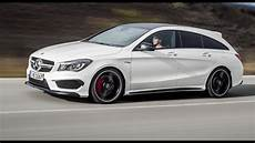 2015 Mercedes 45 Amg Shooting Brake Estate Drive