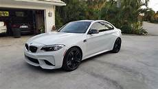 white 2016 bmw m2 coupe automatic dct executive package