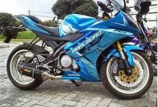 Modifikasi Motor Yamaha R15 by 5 Foto Modifikasi Motor Yamaha R15 Keren