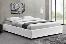 cadre de lit simple avec coffre de rangement kennington