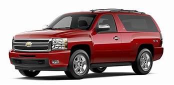 2 Door Tahoe Conceptplease GM Get It Together And Bring