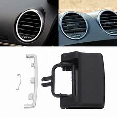automobile air conditioning service 2011 mercedes benz gl class user handbook 1 set car dashboard air conditioning a c air vent outlet tab clip repair kit black for mercedes