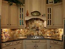 Slate Kitchen Backsplash Travertine Slate Mosaic Random Tile Kitchen Backsplash