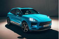 2019 Porsche Macan Suv Revealed Gets New Light And