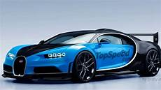 2020 The Bugatti New Chiron Supersport Concept