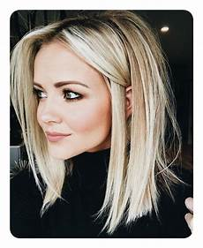 66 beautiful long bob hairstyles with layers for 2020