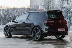 golf 7 gti endschalldämpfer abt injects vw golf gti clubsport s with 370 ps and a