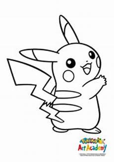 Malvorlagen Pikachu Pikachu Malvorlage Coloring And Malvorlagan