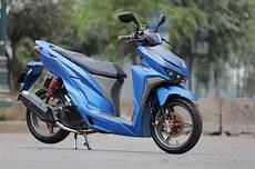 Modifikasi Warna Vario 150 by Dimodif Simpel Dan Warna Tilan New Honda Vario