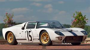 This Le Mans Raced Ford GT Competition Protoype Roadster
