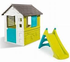 jeux exterieur smoby maison pretty et toboggan xs smoby lestendances fr