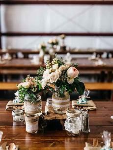 15 centerpiece ideas for a rustic wedding