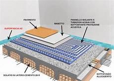 impianto termico a pavimento i vantaggi di un impianto radiante a pavimento fonte