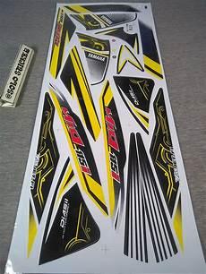 Variasi Motor Mio Gt by Jual Striping Stiker Lis Motor Variasi Yamaha Mio J Mio