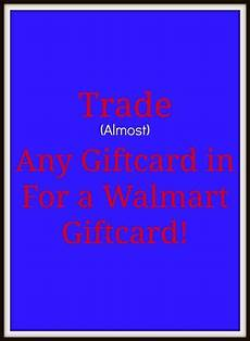 exchange giftcards from over 200 merchants for a walmart giftcard frugal tips gift card