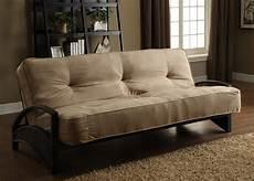 futon bed frames alessa metal futon frame dhp furniture