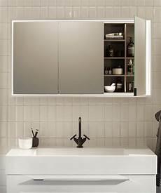 Burgbad Crono Aufputz Und Einbau Spiegelschrank Mit