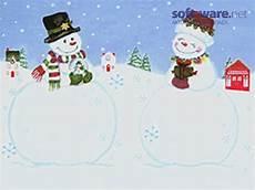 Malvorlage Schneemann Und Schneefrau Schneemann Und Schneefrau Windows
