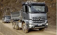 mercedes arocs mercedes arocs truck news acurazine acura