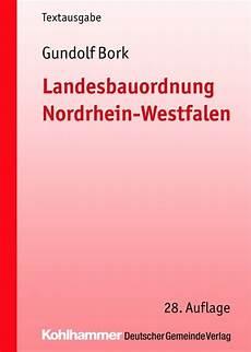 Landesbauordnung Und landesbauordnung nordrhein westfalen bork b 252 cher din