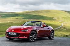 Mazda Mx 5 Convertible Review Summary Parkers