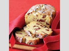 cranberry orange bread with grand marnier glaze_image