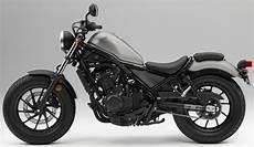 2017 Honda Rebel 471 Cc 45 Hp And Rider Friendly Image