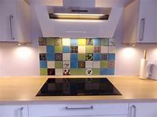 Bodenfliesen Für Küche - blau k 252 che fliesenspiegel