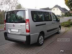 fiat 9 sitzer 2009 fiat scudo panorama family 120 l2h1 9 seater