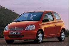 Toyota Yaris Kleinwagen 1998 2006 1 0 Vvt I 65 Ps