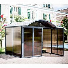 Abri De Jardin En Aluminium Et Polycarbonate 3 0 X 2 4 M