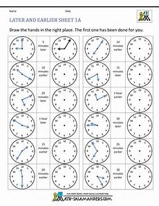 time worksheet class 5 2955 telling time clock worksheets to 5 minutes
