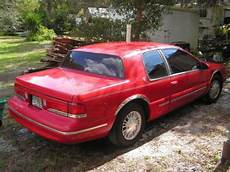electric power steering 1996 mercury cougar user handbook find used 1996 mercury cougar xr 7 v 6 63 000 miles real classic red and tan interior in lorida