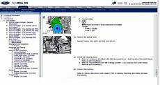 automotive service manuals 2002 ford th nk navigation system ford tis workshop repair manual
