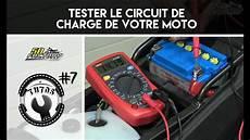 le sur batterie tuto 7 tester le circuit de charge de votre moto