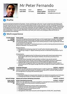 10 real marketing resume exles that got hired at