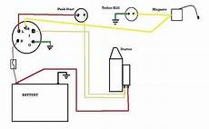 small engine ignition switch wiring diagram automotive parts diagram images