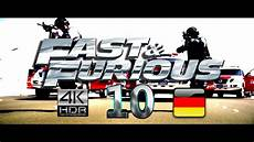 Fast And Furious 10 Trailer 2021 German Fan Made